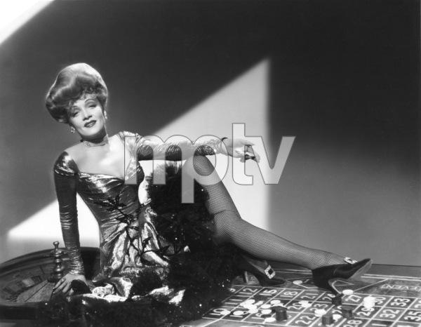 """""""Spoilers, The""""Marlene Dietrich1942/Universal - Image 0709_0056"""