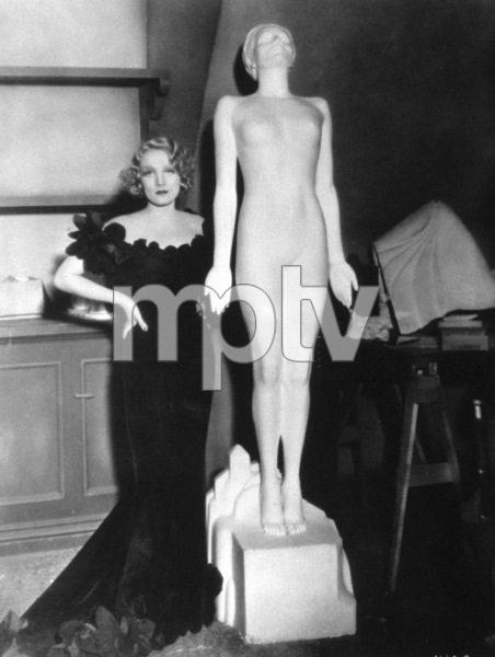"""For """"The Song Of Songs,""""Marlene Dietrich.1933/Paramount - Image 0709_0113"""