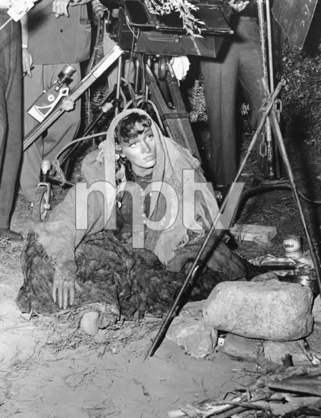 """Marlene Dietrich""""Golden Earrings""""Paramount 1947**I.V. - Image 0709_1955"""