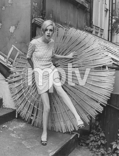 Twiggy in London1966 - Image 0710_0025