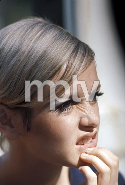 Twiggy Lawson1967 © 1978 Gunther - Image 0710_0066