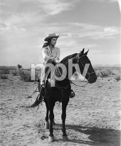 "Elizabeth Taylor in ""Giant""1955Photo by Floyd McCarty - Image 0712_0049"