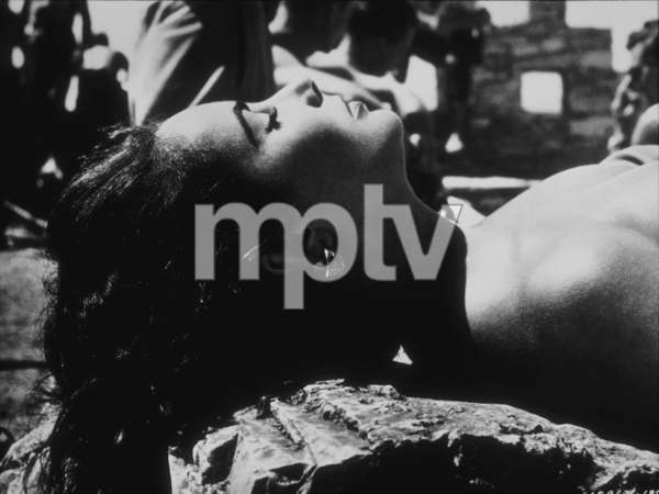 "Elizabeth Taylor in ""Suddenly Last Summer"" © 1959 Columbia**R.C.MPTV - Image 0712_0066"