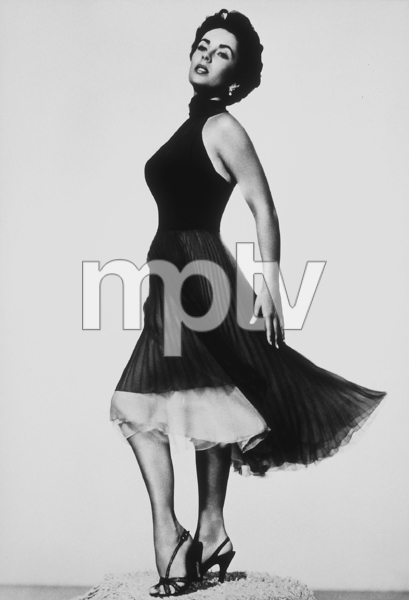 Elizabeth TaylorC. 1950**R.C.MPTV - Image 0712_0112