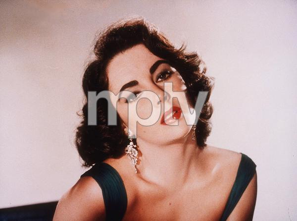 Elizabeth TaylorC. 1959MPTV - Image 0712_2153