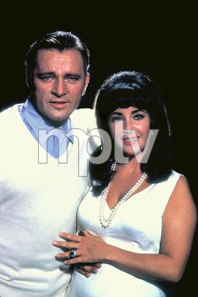 Elizabeth Taylor and Richard Burton1966 © 1978 Bob Willoughby  - Image 0712_5156