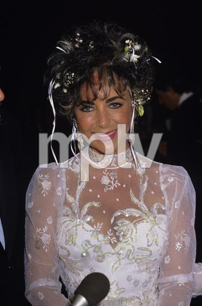 Elizabeth Taylorcirca 1980s © 1980 Gary Lewis - Image 0712_5238