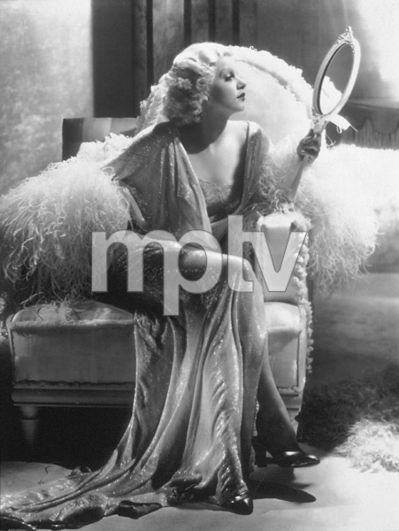 """Jean Harlow """"Dinner At Eight""""1933 MGM - Image 0716_0008"""