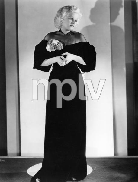 Jean Harlowcirca 1940s** I.V. - Image 0716_1236