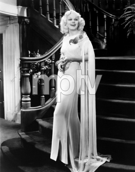 "Jean Harlow in ""China Seas""1935 MGM** I.V. / J.J. - Image 0716_1238"