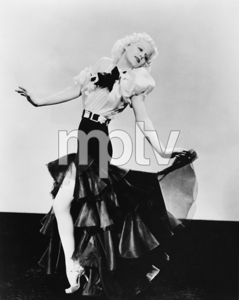 "Jean Harlow in ""Reckless""1935 MGM** I.V. / M.T. - Image 0716_1241"