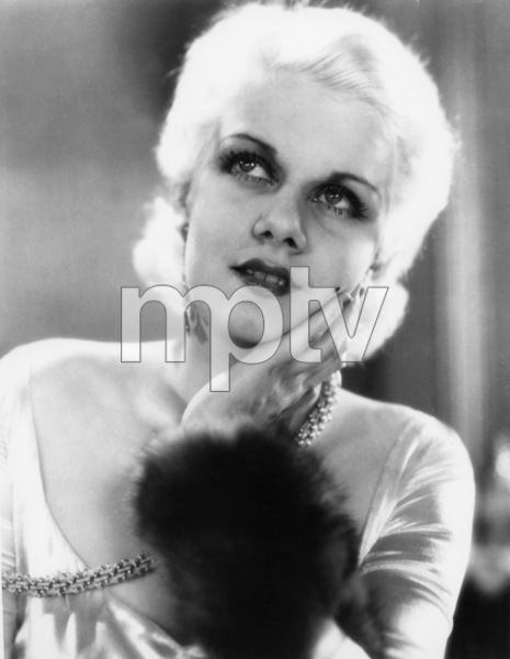 """Jean Harlow in """"Iron Man""""1931 Universal** I.V. / M.T. - Image 0716_1274"""