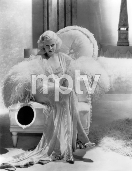 "Jean Harlow in ""Dinner at Eight""1933 MGM** I.V. / M.T. - Image 0716_1277"