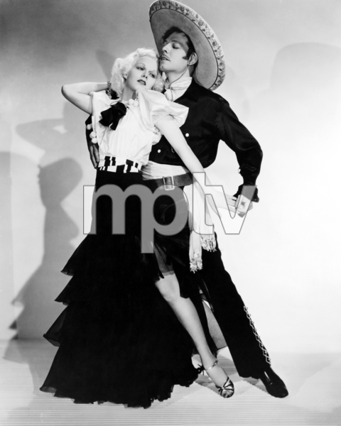 """Jean Harlow in """"Reckless""""1935 MGM** I.V. / M.T. - Image 0716_1280"""