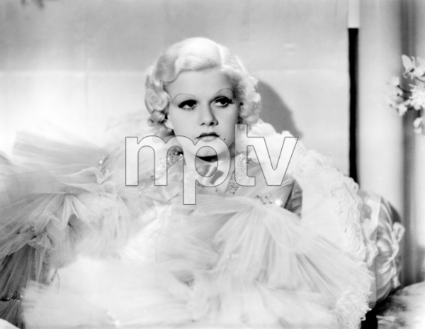 """Jean Harlow in """"Dinner at Eight""""1933 MGM** I.V. / M.T. - Image 0716_1294"""