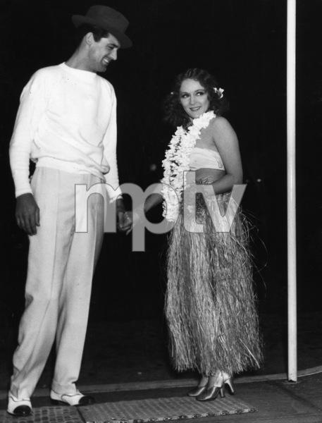 Cary Grant and Mary Pickford1933** I.V. - Image 0718_1151