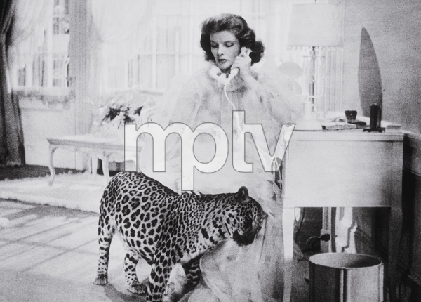 "Katharine Hepburn in ""Bringing Up Baby""1938 RKO - Image 0722_1023"