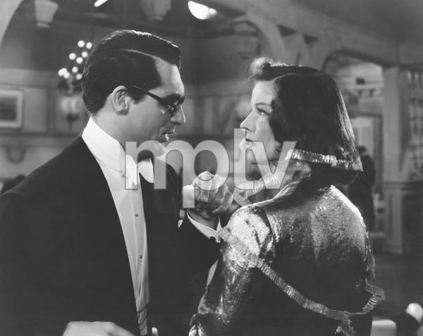 """Bringing Up Baby""Cary Grant & Katharine Hepburn1938 RKO**I.V. - Image 0722_2327"