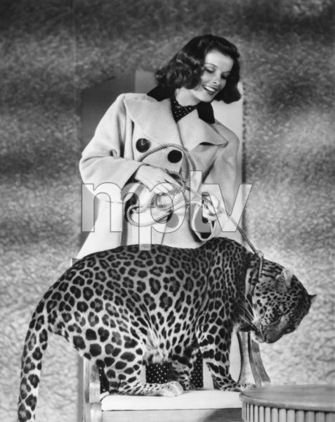 """""""Bringing Up Baby""""Katharine Hepburn1938 RKO**I.V. - Image 0722_2336"""