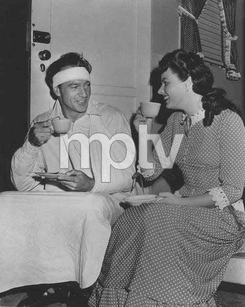 Gary Cooper & Ingrid Bergman1945Photo by Jack Woods - Image 0726_0190