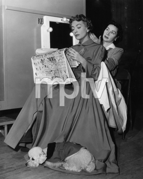 Joan Crawford1951Photo by Jack Woods - Image 0728_0828
