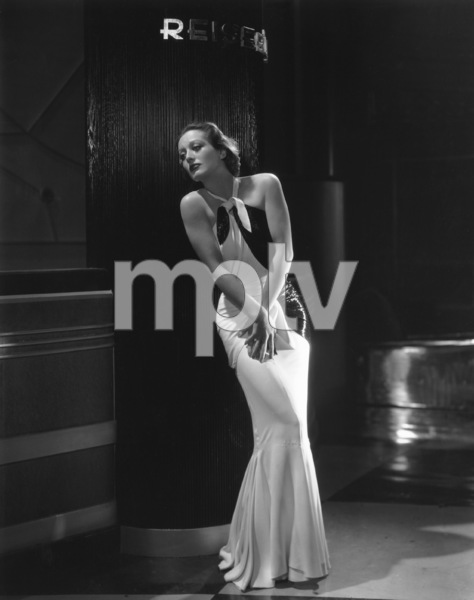 "Joan Crawford in ""Letty Lynton""1932Photo by George Hurrell - Image 0728_8304"