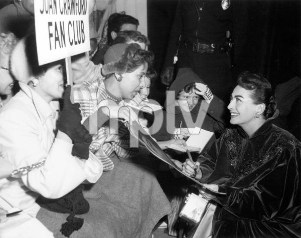 Joan Crawford, c. 1951.**I.V. - Image 0728_8306