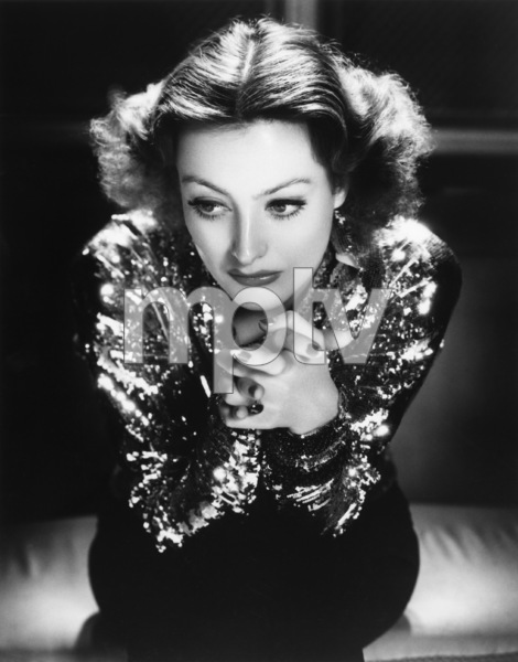 Joan Crawford1930Photo by George Hurrell** I.V. - Image 0728_8337
