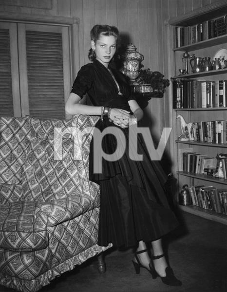 Lauren BacallC. 1945 - Image 0730_0083