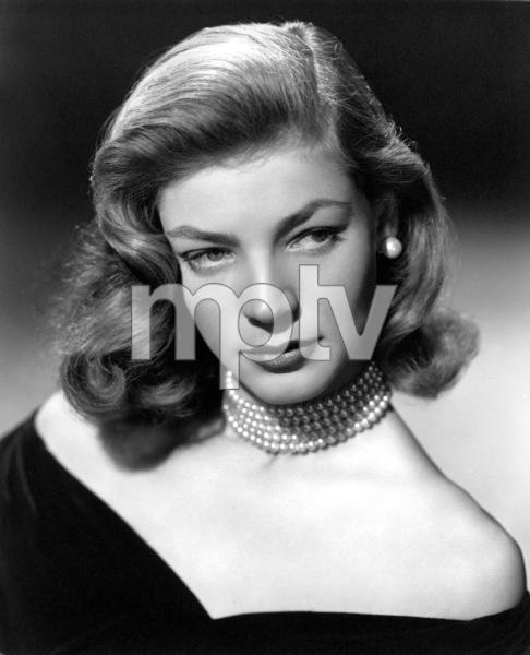 Lauren Bacallcirca 1945 - Image 0730_0168