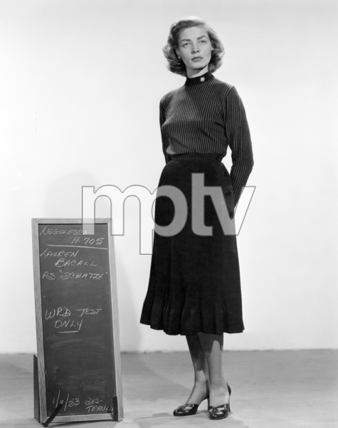 "Lauren Bacall in ""How to Marry a Millionaire""1953 20th Century-Fox** B.D.M. - Image 0730_0559"
