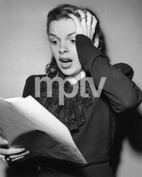 Judy Garland (Suspense Radio)circa 1947© 1978 David Sutton - Image 0733_0010