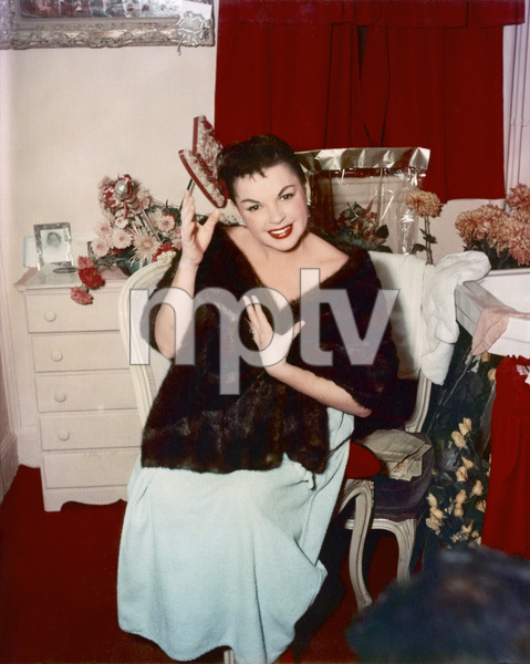 Judy Garlandcirca 1958 - Image 0733_0029