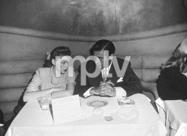 Judy Garland, John HodiakHollywood Canteen, 1942 © 1978 Bill Dudas - Image 0733_0032