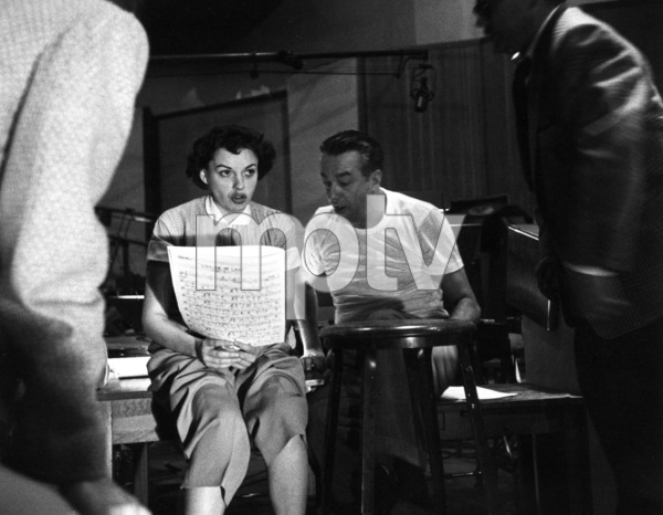 """Judy Garland in """"A Star Is Born""""1954© 1978 Sanford Roth / A.M.P.A.S. - Image 0733_0035"""