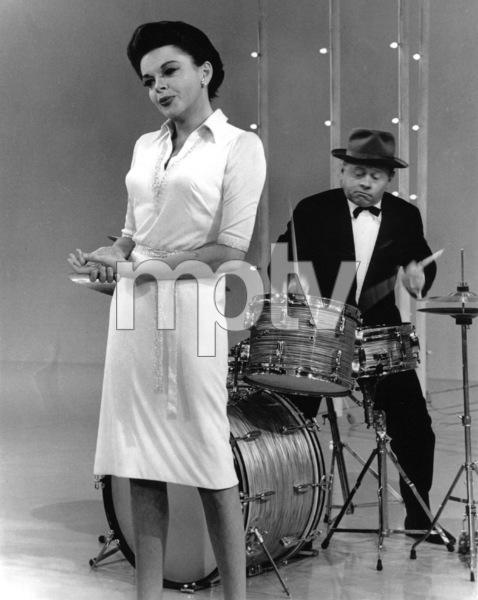 Judy Garland, Mickey RooneyCBSJudy Garland Show (1963-1964)Photo by Gabi Rona - Image 0733_0055