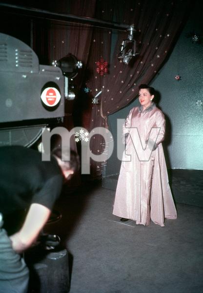 Judy Garlandc. 1958Photo by Gabi Rona - Image 0733_0223