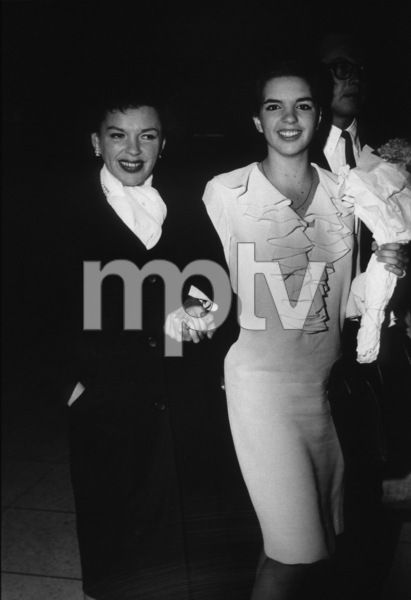 Judy Garland, Liza Minnellic. 1964Photo by Gabi Rona - Image 0733_2009