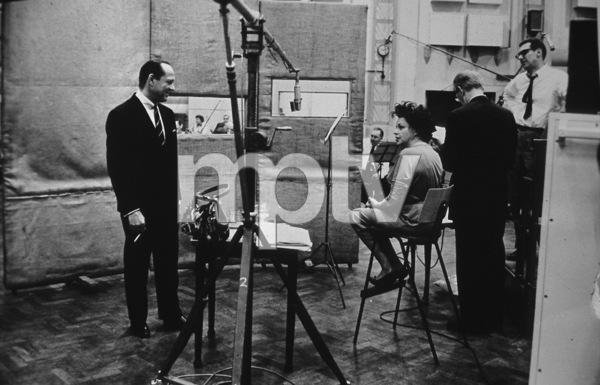 Judy Garland, husband Sid Luft1958 © 1978 Bob Willoughby - Image 0733_2061
