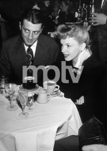 Judy Garland and Sid Luft, c. 1952**I.V. - Image 0733_2116
