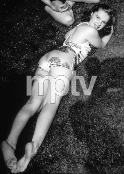 Judy Garland, c. 1940.**I.V. - Image 0733_2118