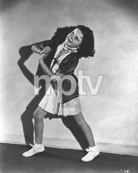 Judy Garlandc. 1928Photo by Mitchell**R.C. - Image 0733_2151