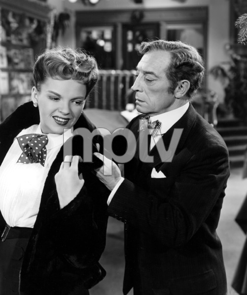 "Judy Garland & Buster Keaton""In The Good Old Summertime""1949 MGM**I.V. - Image 0733_2187"