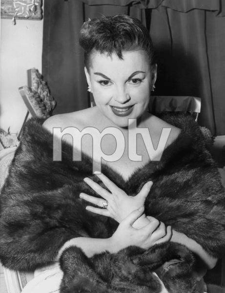 Judy Garland at Metropolitan Opera House1959**I.V. - Image 0733_2194