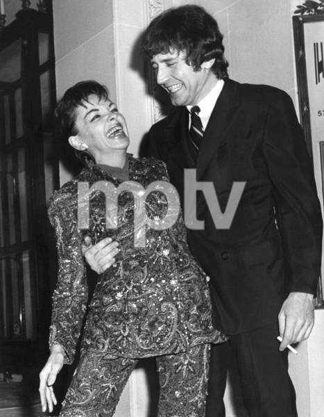 Judy Garland and fiance, Mickey Deans, 1968, I.V. - Image 0733_2224