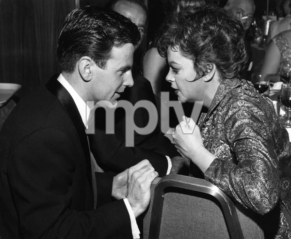 Judy Garland and Maximilian Schell at the Hollywood Bowl 1962** I.V. - Image 0733_2244