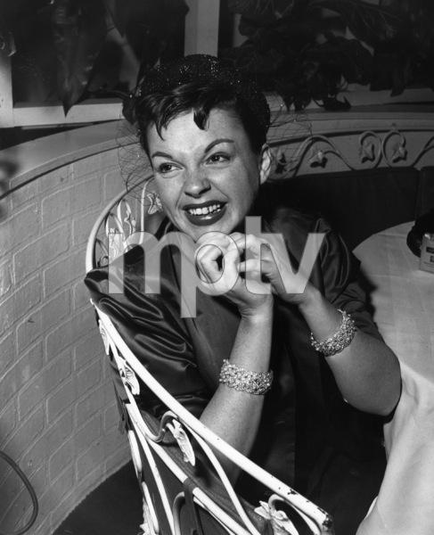 Judy Garland at Joan Crawford