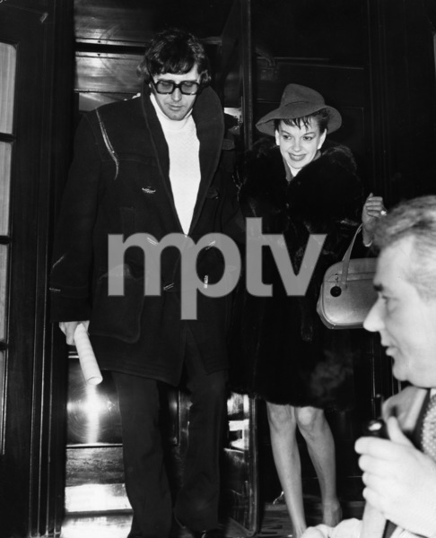 Judy Garland and Mickey Deans1968** I.V. - Image 0733_2260