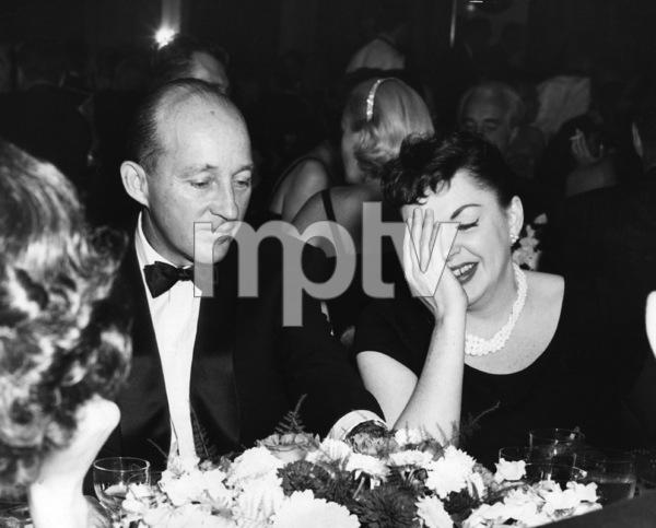 Judy Garland and Bing Crosby at the Stork Club1956** I.V. - Image 0733_2272