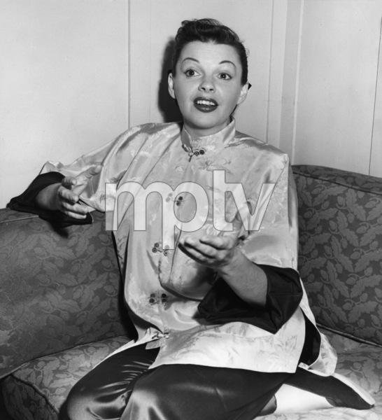 Judy Garland circa mid 1950s** I.V. - Image 0733_2275